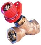 Alwa-Kombi-4, Honeywell, радиаторные клапаны